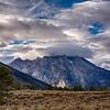 Grand Teton clouds