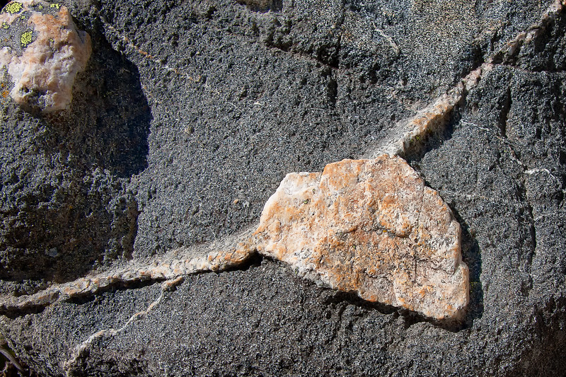 Heart stone, Grand Teton NP