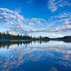 Yellowstone Lake reflections