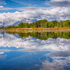 Oxbow Bend reflections 1