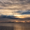 Yellowstone Lake sunrise 1