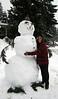 Big snowmen get all the girls!