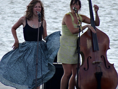 Lake Street Dive, lead singer Rachael Price, River Stage