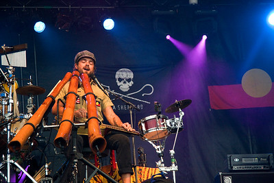 Xavier Rudd at Ottawa Blues Fest