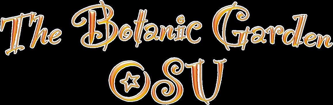 The Botanic Garden OSU