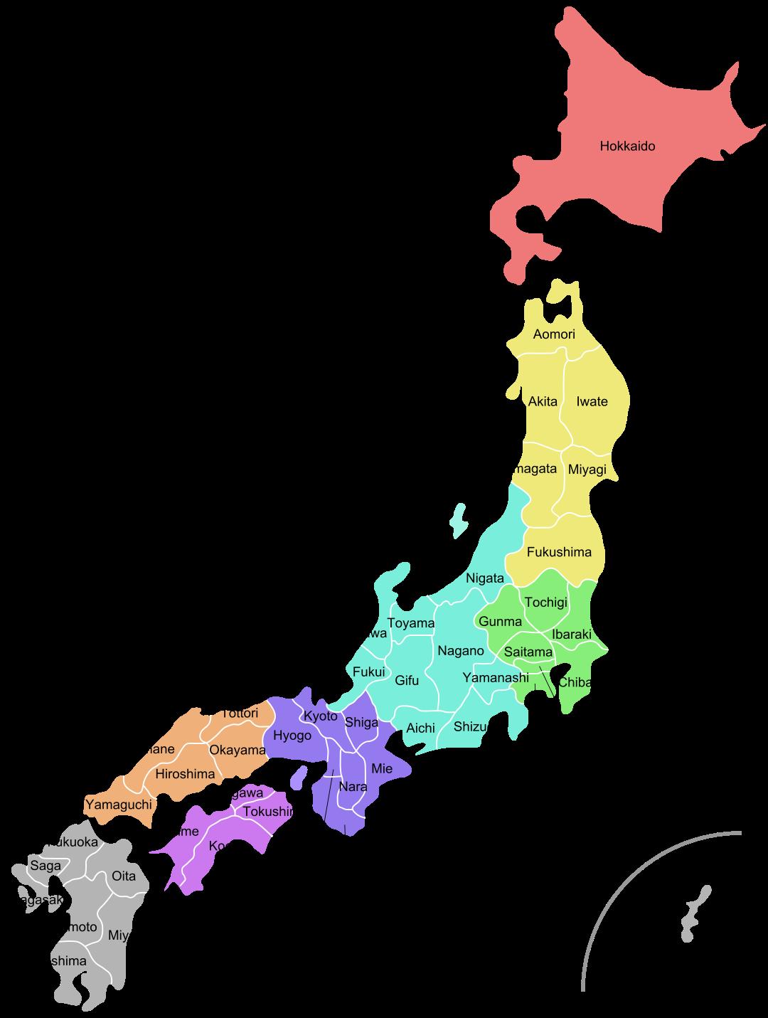 Japan_Regions_1080