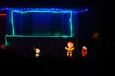 xmas lights 2011