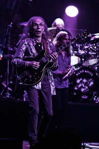 Yes performs at the Paramount Theatre on Aug. 9, 2014. Photos by Alan Cox, heyreverb.com.