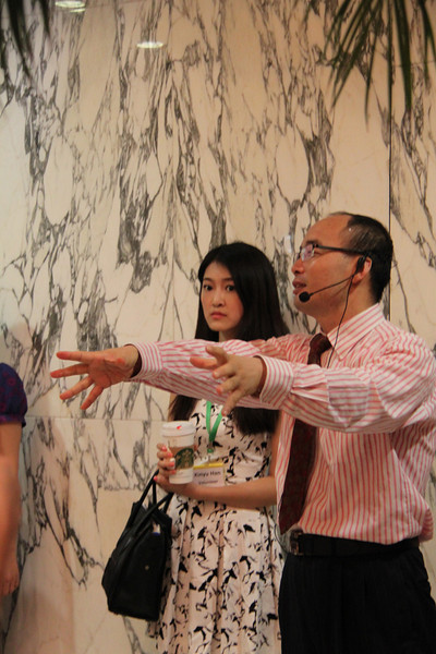 Tour of China Executive Leadership Academy of Pudong 浦东干部学院 by Harry Liu, Deputy Director in charge of international relations. He also completed a course at Harvard Kennedy School.