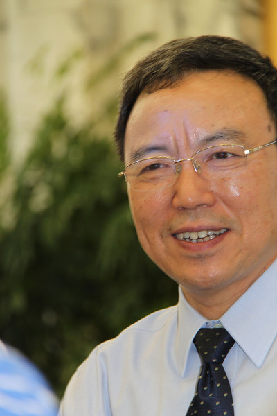Hai Shan Jiang, Vice Dean of CELAP 姜海山副院长
