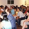 YGLs at Bund 22  全球青年领袖在无界餐厅听介绍