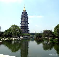 Pagoda in Changzhou - 天宁宝塔_常州