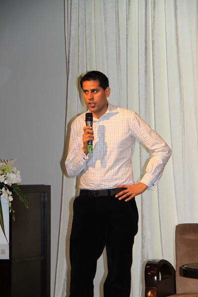 Nishan Degnarain, YGL discusses International City Collaboration