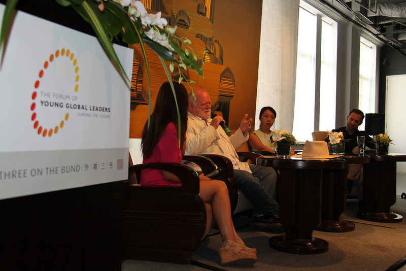 YGL Discussion of consumer trends in China at Three on the Bund