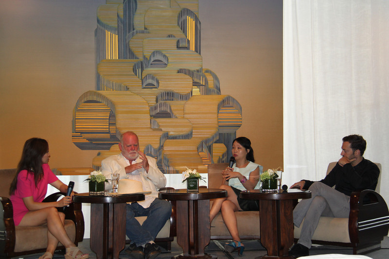 Discussion of consumer trends in China at Three on the Bund