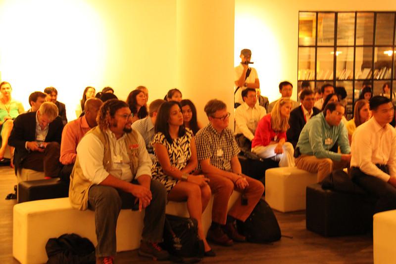 YGLs at 22 Art Center, Bund 22