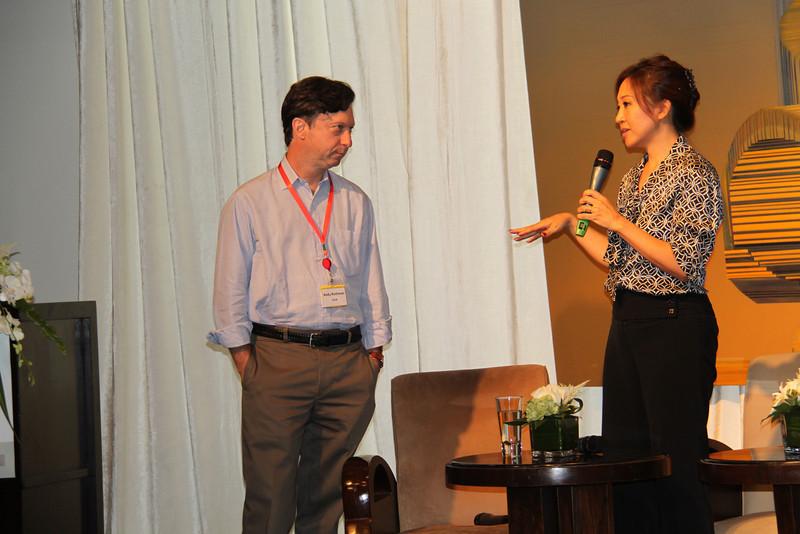 Andy Rothman, CLSA, an external guest at YGL Shanghai Summit