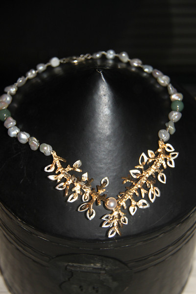 Jewellery collection by YGL Lama Hourani