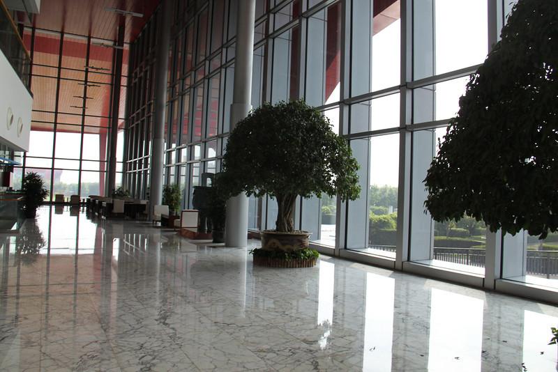Inside CELAP 浦东干部学院