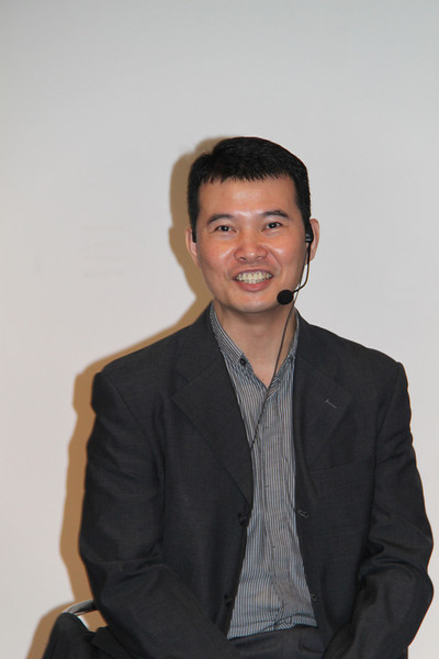 Mr Sung, CEO at Wujie restaurant group