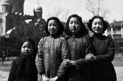 Past Ladies of Shanghai
