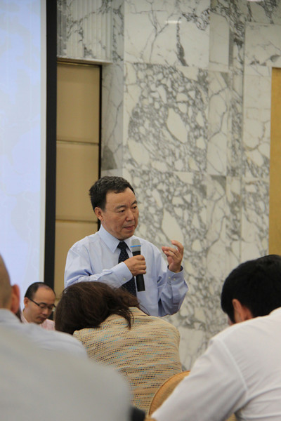 Haishan Jiang Vice President 姜海山副院长<br /> at China Executive Leadership Academy of Pudong 浦东干部学院, Party School.