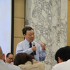 Haishan Jiang Vice President 姜海山副院长<br /> at China Executive Leadership Academy of Pudong 浦东干部学院, Party School.