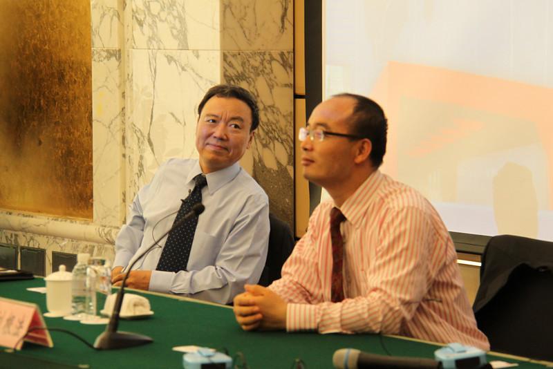 Haishan Jiang Vice Dean 姜海山副院长