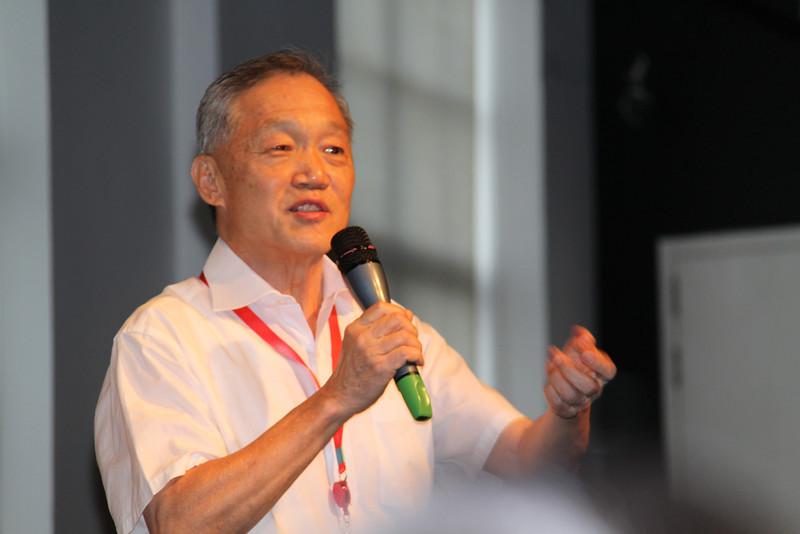 Mr. Ying Wu Liu from Augmentum