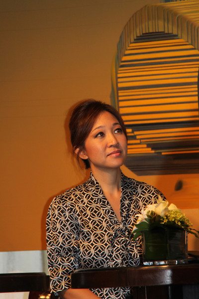 Peggy Liu, YGL and Host for Shanghai Summit