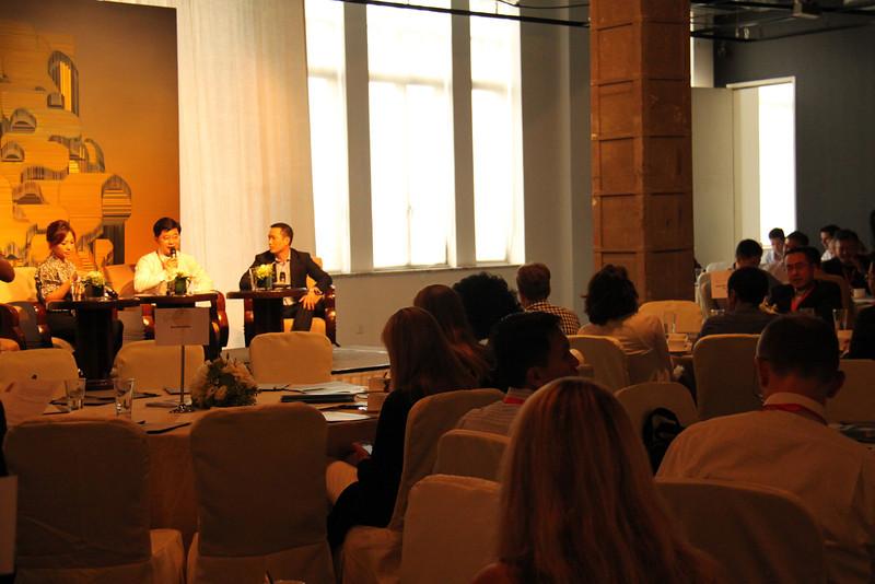 YGL Shanghai Summit at Three on the Bund Art Gallery