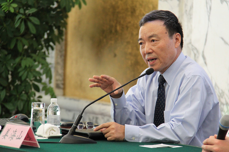 Vice Dean Hai Shan Jiang,姜海山副院长