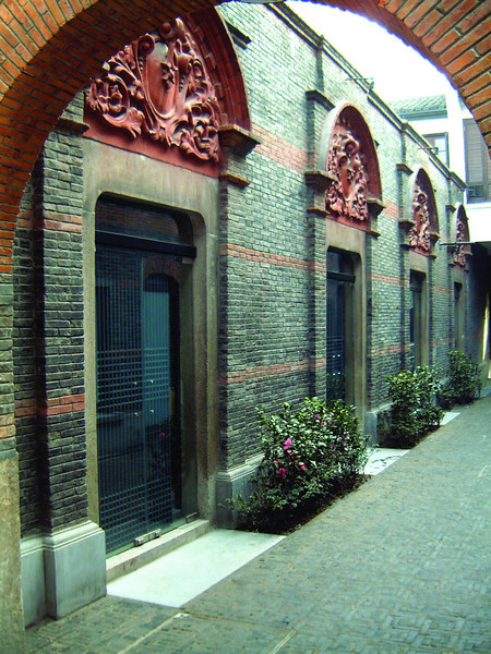 Xintiandi renovations by Ben Wood