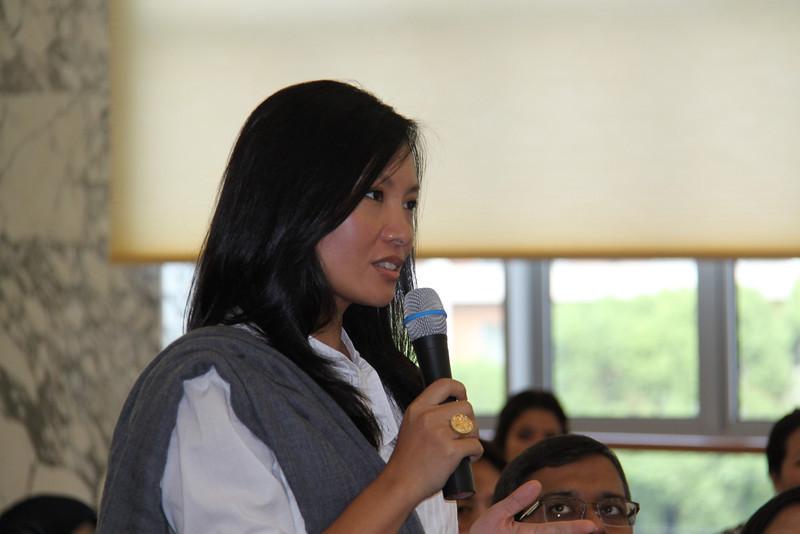 YGL Questions 全球青年领袖
