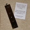 Bookmark gift from Lama Hourani, YGL