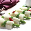 "Asaparagus rolls at Wujie Restaurant, Bund branch<br /> <a href=""http://www.cityweekend.com.cn/shanghai/listings/restaurants/vegetarian/has/bund/"">http://www.cityweekend.com.cn/shanghai/listings/restaurants/vegetarian/has/bund/</a>"