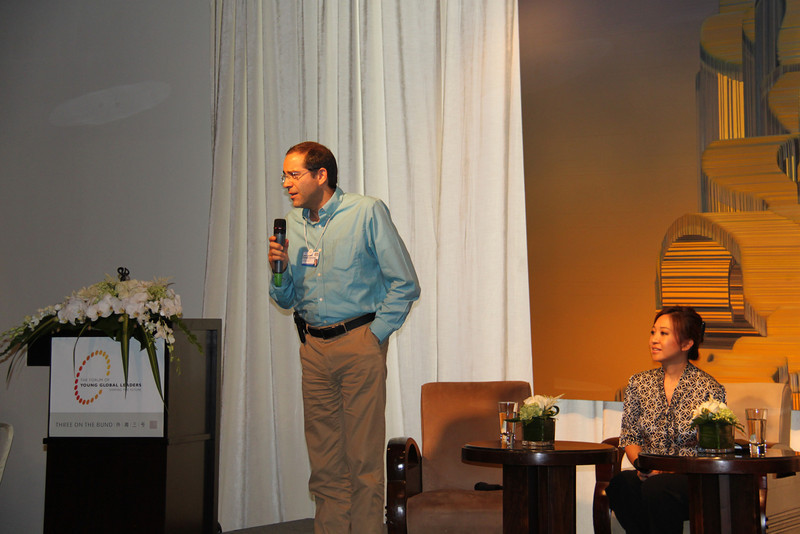 YGLs discuss International City Collaboration