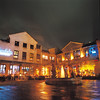 Fountain restaurant, Xintiandi