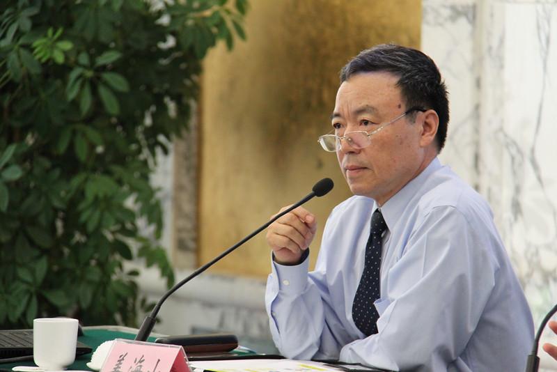 Vice Dean Hai Shan Jiang 副院长姜海山