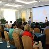 Meeting in CELAP 在浦东干部学院开会