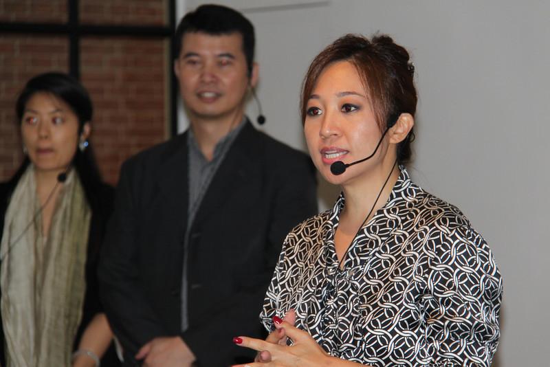 Peggy Liu, YGL at 22 Art Center in Bund 22