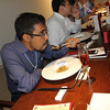 YGLs enjoying Lunch at Wujie Restaurant, Bund 22