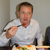 Peter Lacy, YGL at Lunch at Wujie Restaurant, Bund 22
