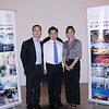 Tim Wang head of Ecolab in China, Vice Mayor Fang of Changzhou City, YGL Peggy Liu