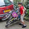 Caroline en Jantine gaan een weekje op kamp bij de YMCA in Leusden. En we nemen de fietsen mee.