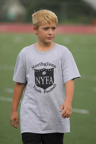 Northglenn's YOUTH Football Camp July 28, 2011