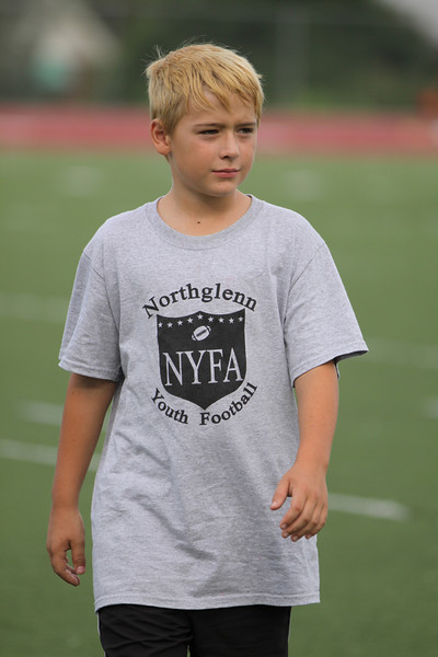 Northglenn's YOUTH Football Camp July 28, 2011
