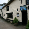 The 13th Century Pandora Inn - great food and beer!