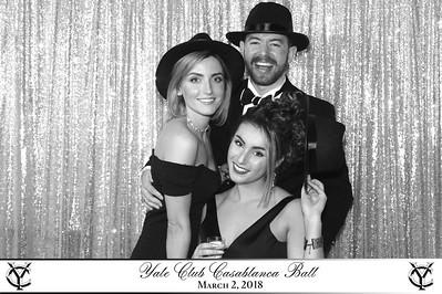 Yale Club Casablanca Ball 2018