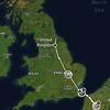 416 miles one way